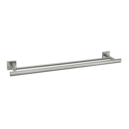 "Gatco Elevate 26.38"" Wall Mounted Double Towel Bar"