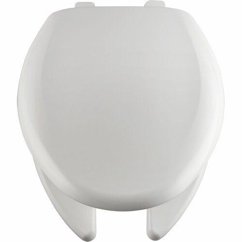 Bemis Plastic Elongated Toilet Seat Reviews Wayfair