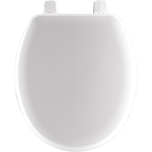 Bemis Commercial Open Front Round Toilet Seat