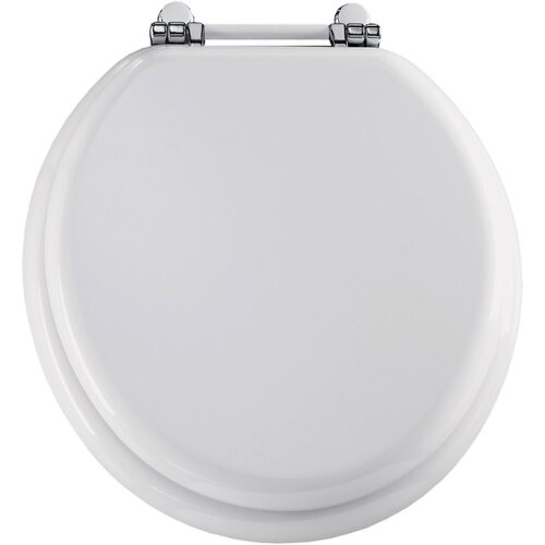 Residential Molded Wood Round Toilet Seat