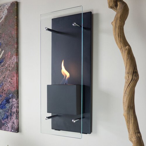 Bioethanol Fireplace Fuel Style Anywhere Fireplaces Chelsea Wall Mount Bio Ethanol Fireplace Reviews