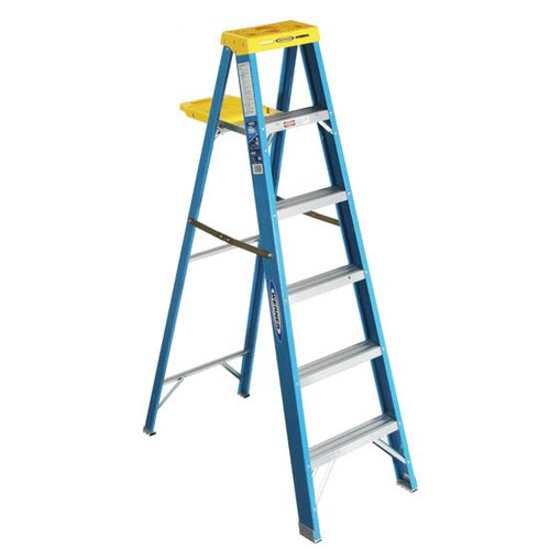 Werner 4' Step Ladder