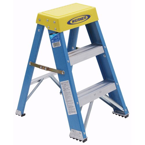 Werner 3-Step Step Stool