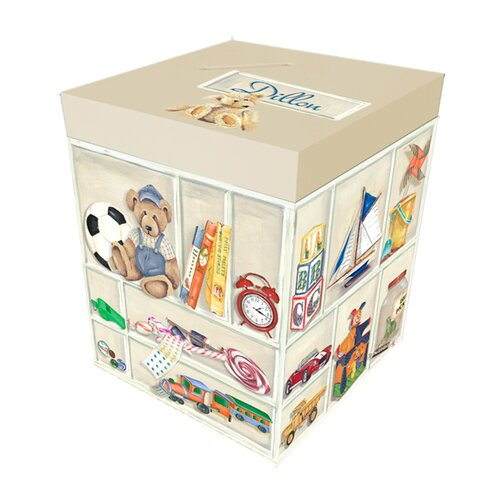 Dillon's Treasures Personalized Bank Box