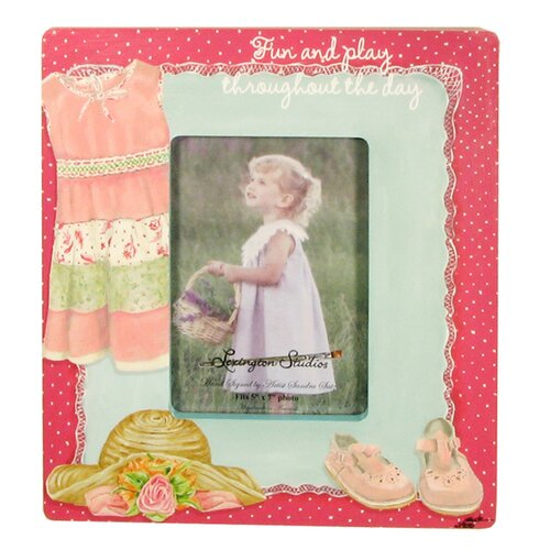 Lexington Studios Children and Baby Weekend Dress Large Picture Frame