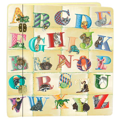 Lexington Studios Children and Baby ABC's Large Book Photo Album