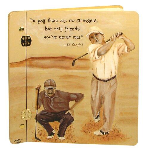 Lexington Studios Sports Swing and Putt Book Photo Album