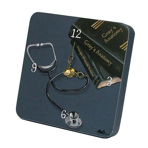 Home and Garden Medical Tiny Times Clock