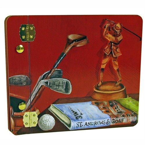 Sports Golf Mini Book Photo Album