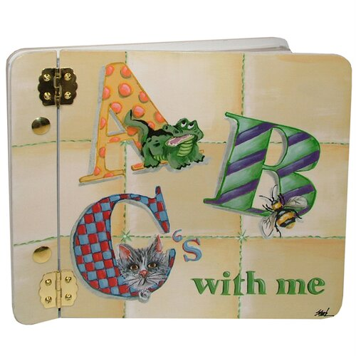 Children and Baby ABC's Mini Book Photo Album