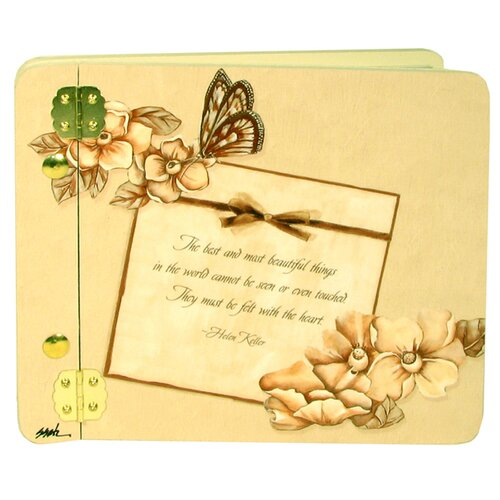 Lexington Studios Wedding Magnolias Mini Book Photo Album