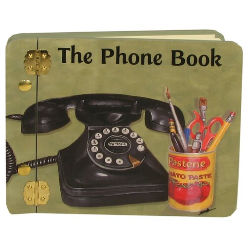 Home and Garden The Phone Mini II Book Photo Album