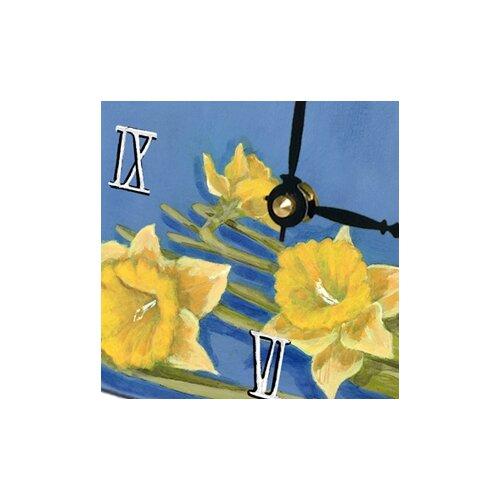 Lexington Studios Daffodill Tiny Times Desk Clock