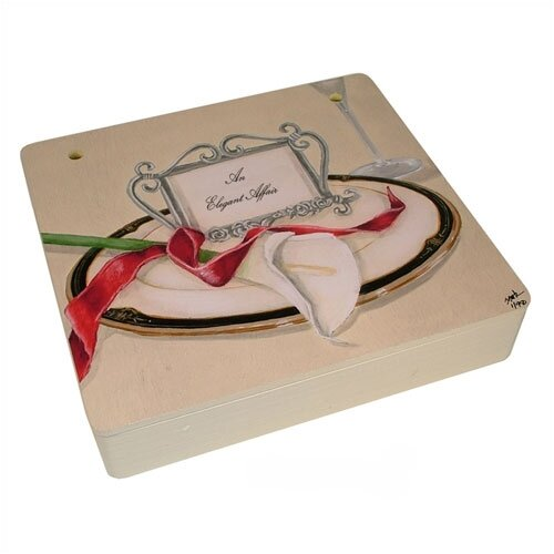 Lexington Studios Table 4 Two Decorative Storage Box  in Cream
