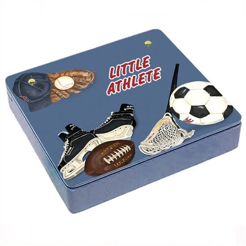 Lexington Studios Little Athlete Decorative Storage Box