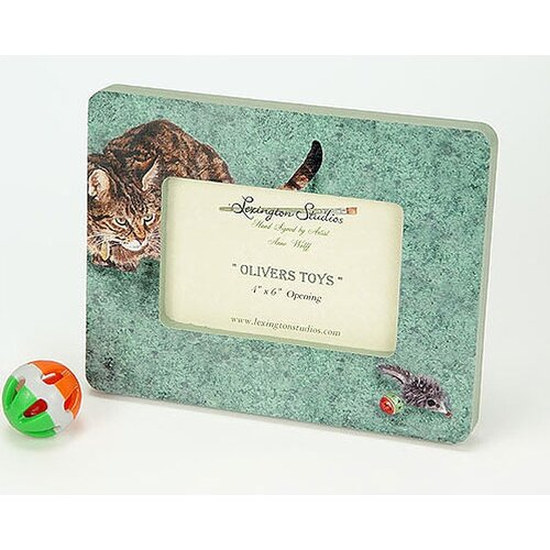 Lexington Studios Animals Oliver's Toys Small Picture Frame