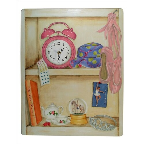 Children and Baby Amanda's Favorite Things Wall Clock
