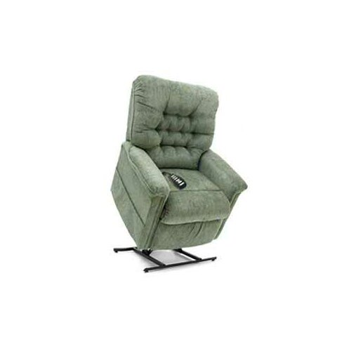 Heritage Line Large 3 Position Lift Chair with Button Back - Quick Ship