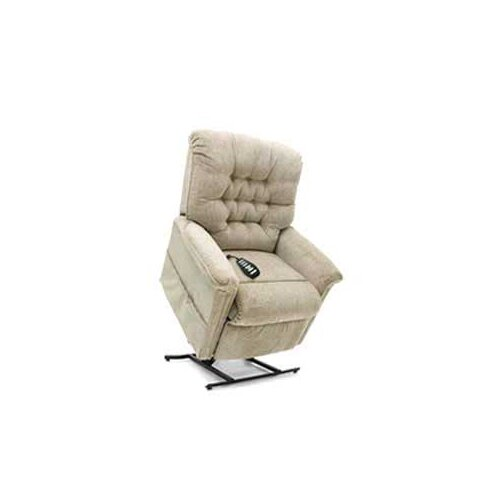Heritage Line Small 3 Position Lift Chair with Button Back - Quick Ship