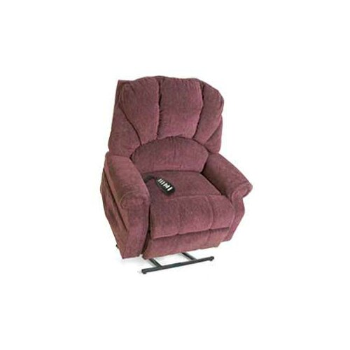 Pride Mobility Elegance Large Wide 3 Position Lift Chair with Shell Back