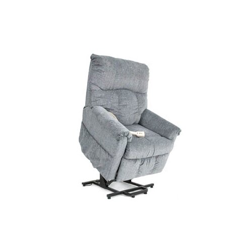 Specialty Medium 2 Position Lift Chair with Sewn Split Back