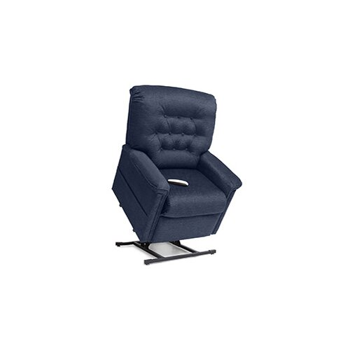 Heritage Line Petite 3 Position Lift Chair with Button Back