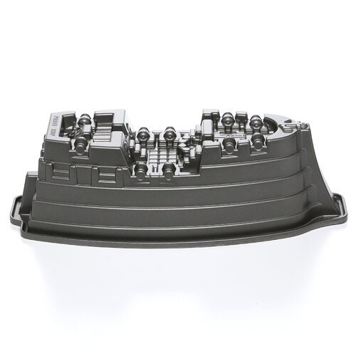 Nordicware Platinum Pirate Ship Cake Pan