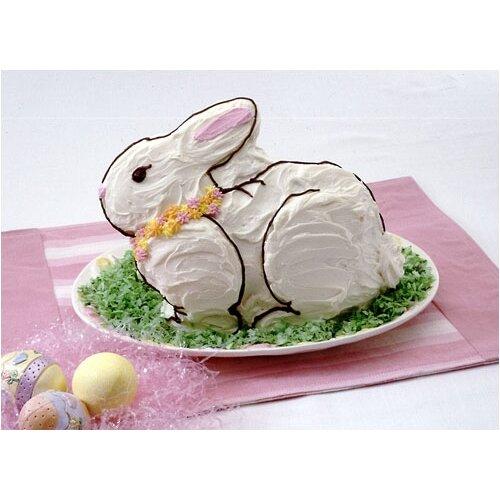 Nordicware Seasonal Easter Bunny 3-D Cake Mold