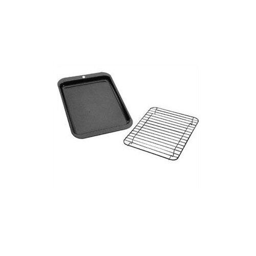 Nordicware Compact Ovenware 2 Piece Broiler Set