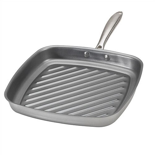 "Nordicware Superior Steel 10.5"" Grill Pan"