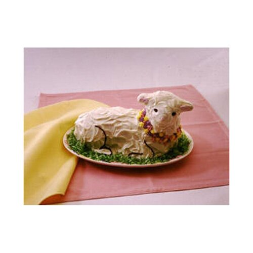 Nordicware Seasonal Spring Lamb 3-D Cake Mold