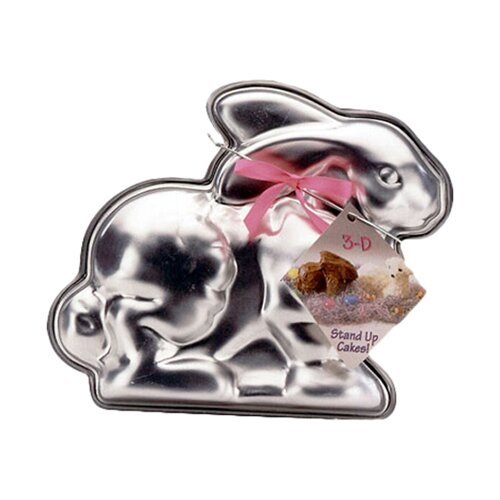 Nordicware Seasonal Easter Bunny 3-D Cake Mold