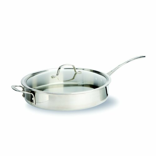 Calphalon Tri-Ply Stainless Steel Saute Pan
