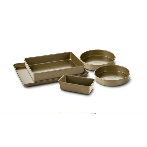 Simply Nonstick 5-Piece Bakeware Set
