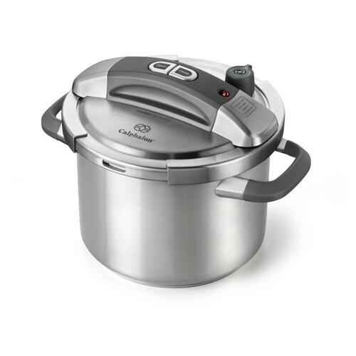 Calphalon Stainless Steel 6-Quart Pressure Cooker