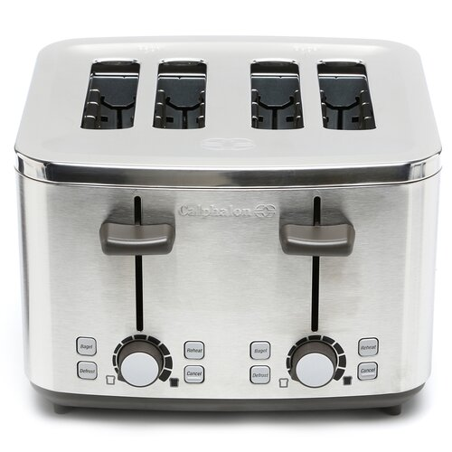Kitchen Electrics 4-Slice Toaster
