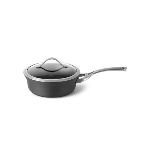 Contemporary 2.5-qt. Saucepan with Lid