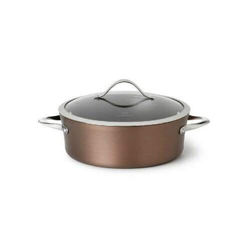 Contemporary Nonstick 5-qt. Round Dutch Oven