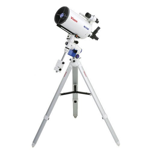 VMC200L Reflector Catadioptric Telescope and GPD2 Mount with D2M Motor Set
