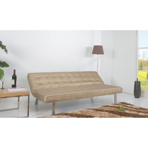 Gold Sparrow Vegas Convertible Sofa