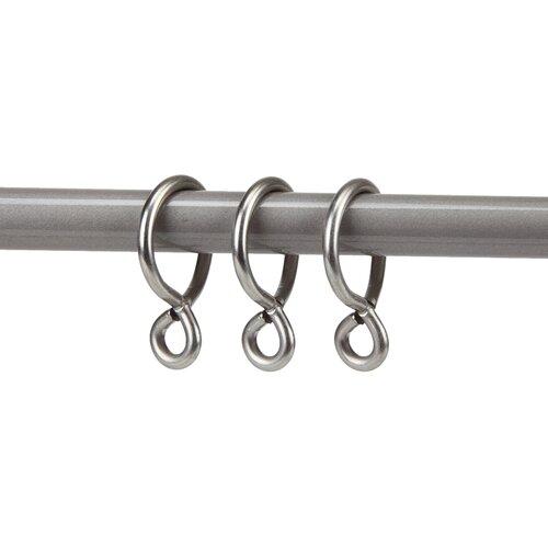 Curtain Rod No Holes Pole with Eyelets