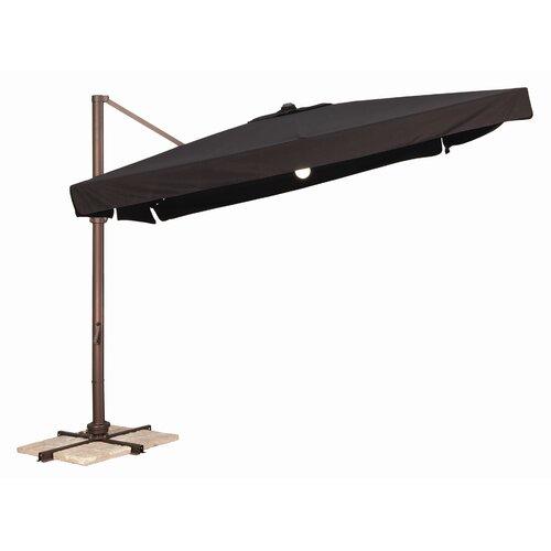 10' Portafino Pro Cantilever Umbrella