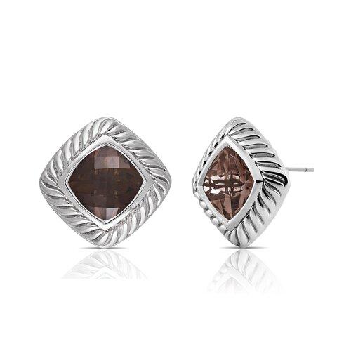 Élan Jewelry Sterling Silver Gemstone Earrings