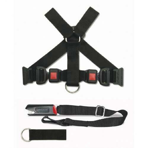 Pet Buckle Universal Dog Seat Belt Kit
