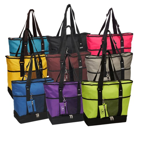 Everest Deluxe Shopper Tote Bag
