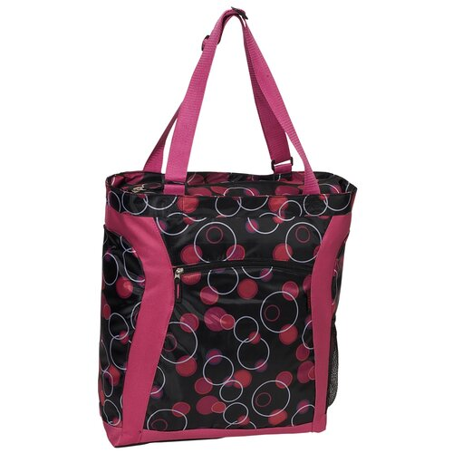 Pattern Shopper Tote Bag