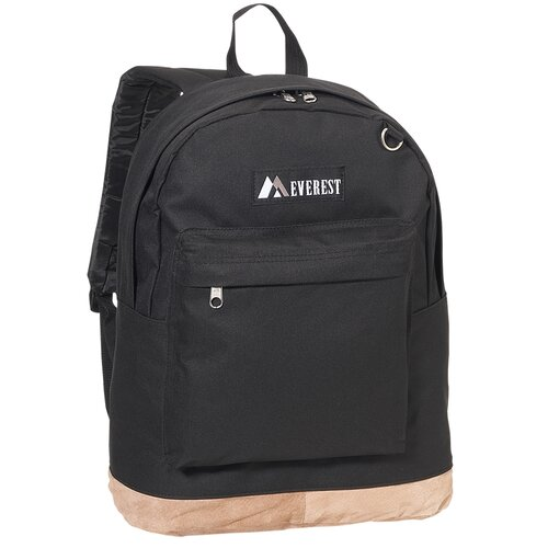 Suede Bottom Backpack