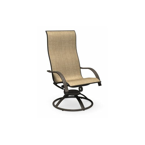 Homecrest Outdoor Palisade Sling Swivel Rocker