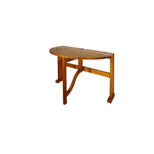 Blue Star Group Terrace Mates Caleo Half Round Dining Table
