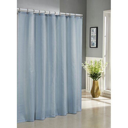 Everett Jacquard Shower Curtain